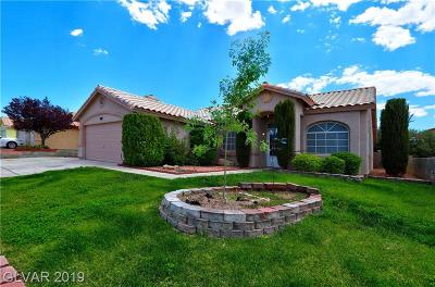 Henderson Single Family Home Under Contract - Show: 935 Blue Arroyo Drive