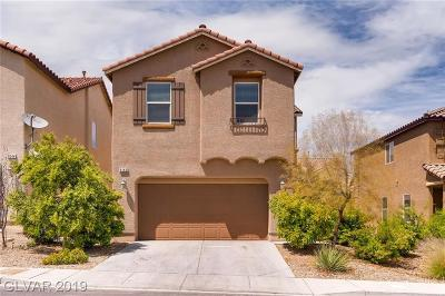 Las Vegas Single Family Home For Sale: 9140 Kentwell Avenue
