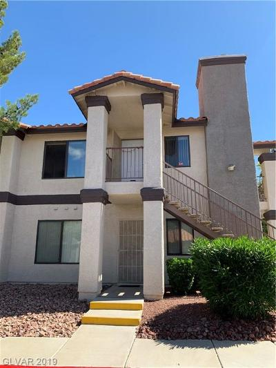 Henderson Condo/Townhouse For Sale: 1575 Warm Springs Road #2211