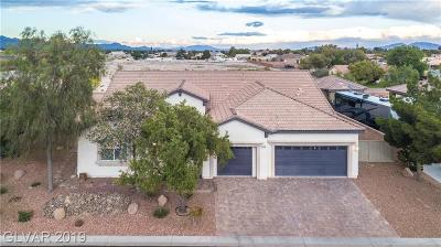 Las Vegas Single Family Home For Sale: 7868 Garden Stream Court