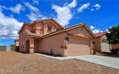Las Vegas Single Family Home For Sale: 9614 Gatesville Avenue