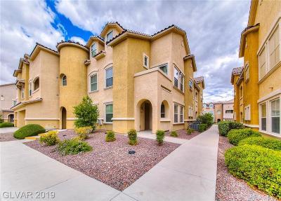 Henderson, Las Vegas Condo/Townhouse For Sale: 8777 Maule Avenue #2167