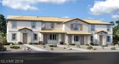 Las Vegas NV Single Family Home Under Contract - No Show: $325,895