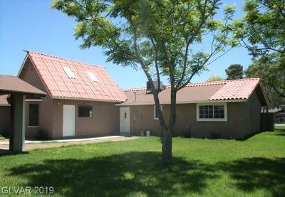 Clark County Rental For Rent: 6070 Verde Way