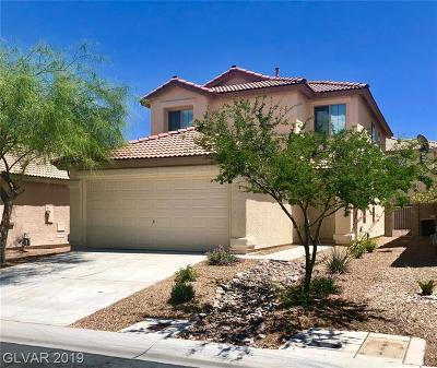 Las Vegas Single Family Home For Sale: 6702 Wheeler Street