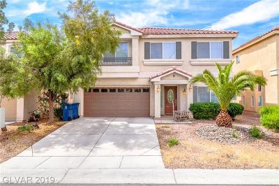 Las Vegas Single Family Home For Sale: 6573 Octave Avenue