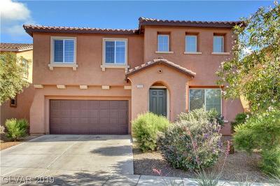 North Las Vegas Single Family Home For Sale: 2405 Breckle Key Avenue