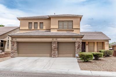 North Las Vegas Single Family Home For Sale: 6242 Wichita Falls Street