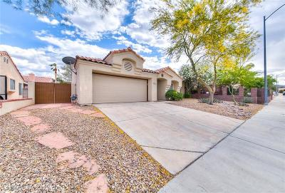 Henderson Single Family Home For Sale: 922 Stetson Drive
