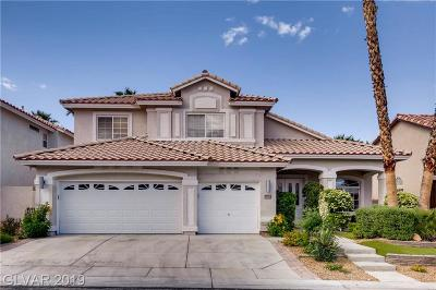 Las Vegas NV Single Family Home For Sale: $525,000