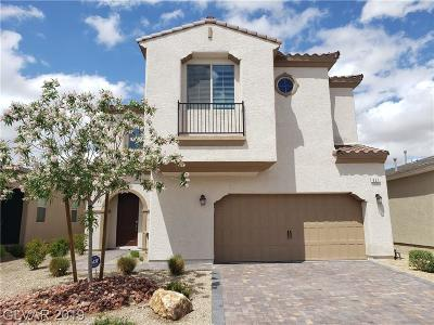 Las Vegas Single Family Home For Sale: 837 Bogey Fairway Court