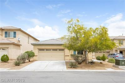 North Las Vegas Single Family Home For Sale: 28 Rosa Rosales Court