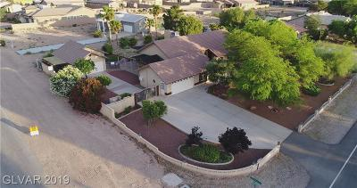 Las Vegas Single Family Home For Sale: 8495 Pioneer Way