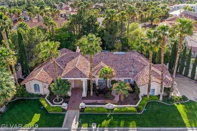 Las Vegas Single Family Home For Sale: 1813 Skyline Drive