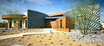Henderson, Blue Diamond, Boulder City, Las Vegas, North Las Vegas, Pahrump Single Family Home For Sale: 9 Sky Arc Court