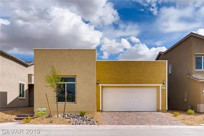 North Las Vegas NV Single Family Home For Sale: $282,640