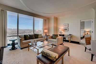 Las Vegas NV High Rise For Sale: $1,295,000