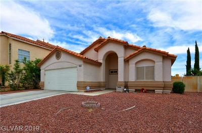 Las Vegas Single Family Home For Sale: 4804 Gentle Pines Court