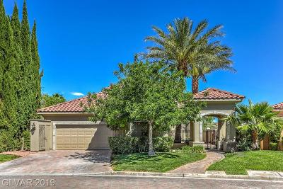 Henderson NV Single Family Home Under Contract - No Show: $879,000