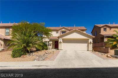 Henderson Single Family Home For Sale: 1056 Tropical Dream Court