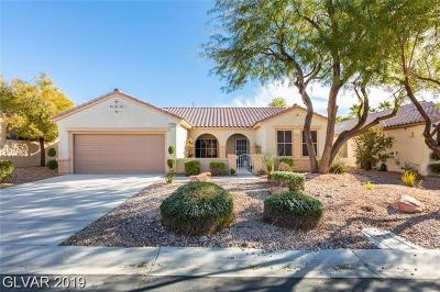 Henderson NV Single Family Home For Sale: $369,800