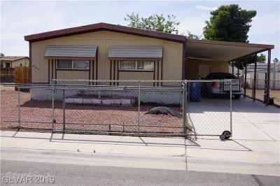 Las Vegas Manufactured Home For Sale: 2789 Everglade Street