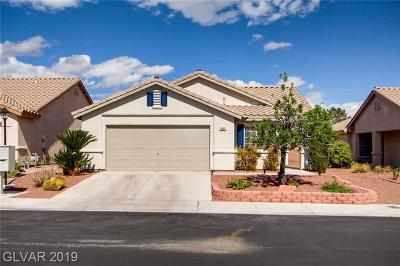 North Las Vegas Single Family Home For Sale: 5002 Jimmy Buffet Street