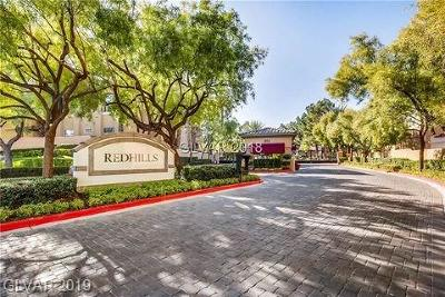 Las Vegas Condo/Townhouse Under Contract - No Show: 8724 Red Rio Drive #202