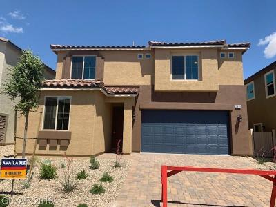 North Las Vegas NV Single Family Home For Sale: $299,000