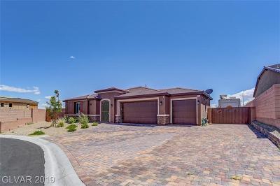 Las Vegas NV Single Family Home For Sale: $649,000