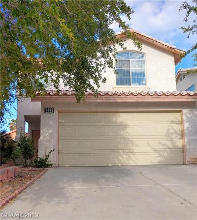 Single Family Home For Sale: 6928 Luminary Drive