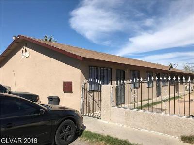 Las Vegas NV Multi Family Home For Sale: $350,000