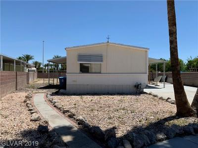 Las Vegas Residential Lots & Land Under Contract - No Show: 4233 Amethyst Ave Avenue