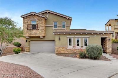Henderson Single Family Home For Sale: 2621 Freshly Brewed Court