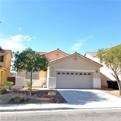 North Las Vegas NV Single Family Home For Auction: $250,000