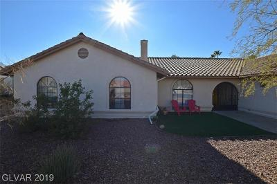 Las Vegas Single Family Home For Sale: 6383 Viewpoint Drive