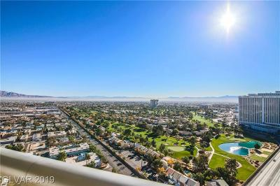 Las Vegas High Rise For Sale: 322 Karen Avenue #2701