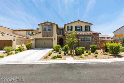 North Las Vegas Single Family Home For Sale: 913 Bluebird Ridge Court