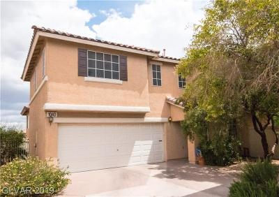 Las Vegas NV Single Family Home Sold: $250,000