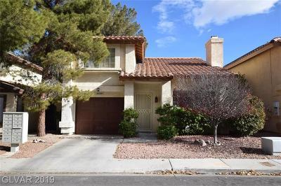 Henderson Single Family Home For Sale: 106 Boysenberry Lane