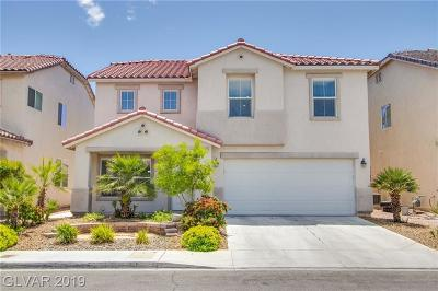 Single Family Home For Sale: 5021 Apache Valley Avenue