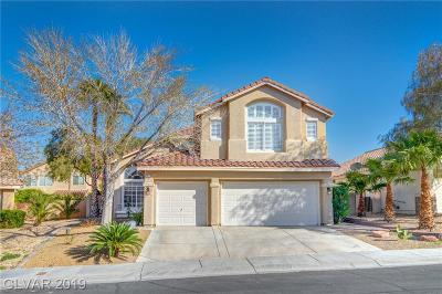 Las Vegas Single Family Home For Sale: 1816 Glory Creek Drive