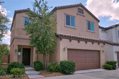 Las Vegas Single Family Home For Sale: 9041 Catching Court