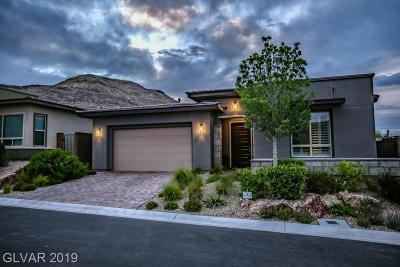 Las Vegas, Henderson Single Family Home For Sale: 6775 Copper Sunrise Court