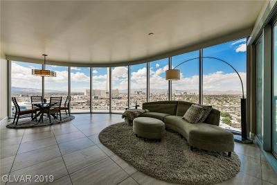 Las Vegas, Henderson High Rise For Sale: 322 Karen Avenue #1407