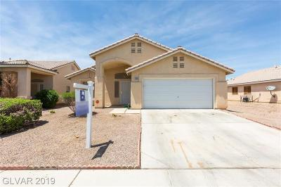 North Las Vegas Single Family Home For Sale: 2435 Country Orchard Street