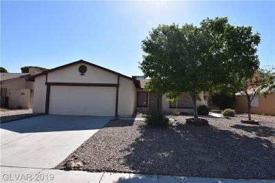 North Las Vegas Single Family Home For Sale: 1526 Unionville Lane