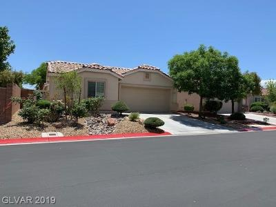 North Las Vegas Single Family Home For Sale: 4361 Valley Quail Way
