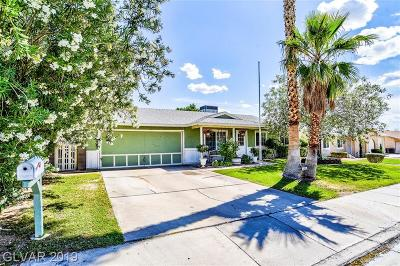 Henderson Single Family Home For Sale: 236 Concho Drive