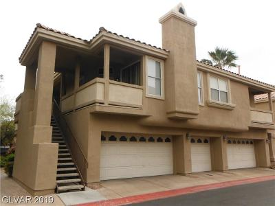 Las Vegas Condo/Townhouse For Sale: 5125 Reno Avenue #2099